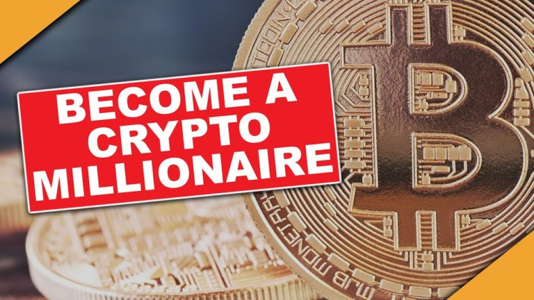 EASIEST Way to Become a Crypto MILLIONAIRE