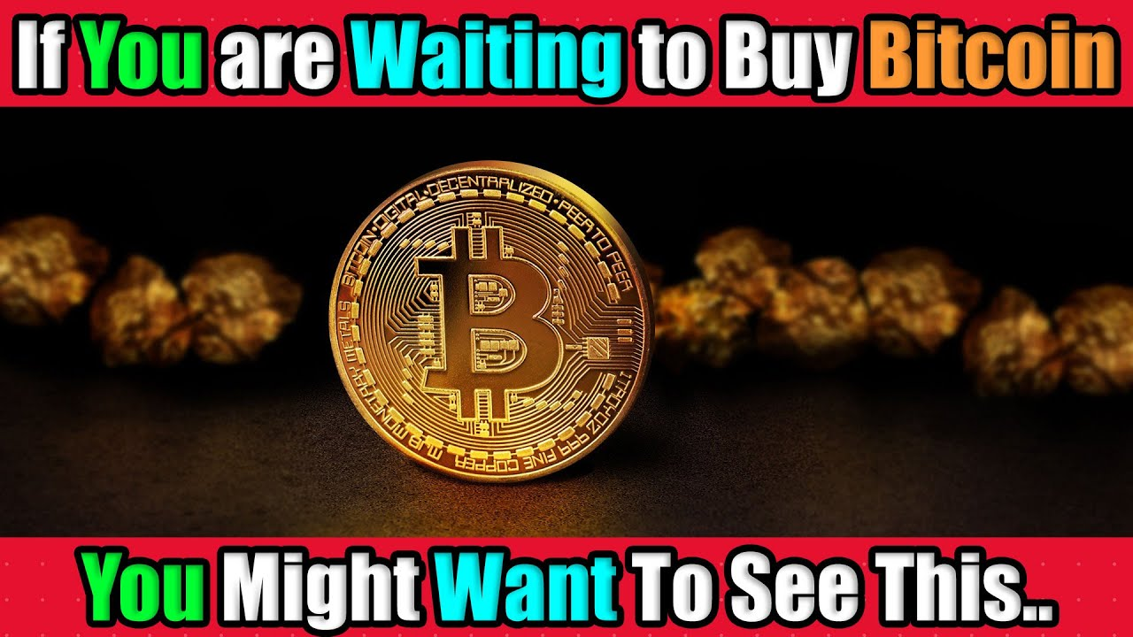 If You are Waiting to Buy Bitcoin You Might Want to See This..