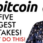 My 5 Biggest Bitcoin & Crypto Mistakes Explained [DON'T DO THIS]