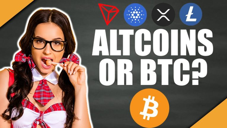 This is EXACTLY What Altcoin Seasons Is   Crypto History Lesson