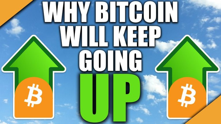 Why Bitcoin WILL Keep Going UP in Price