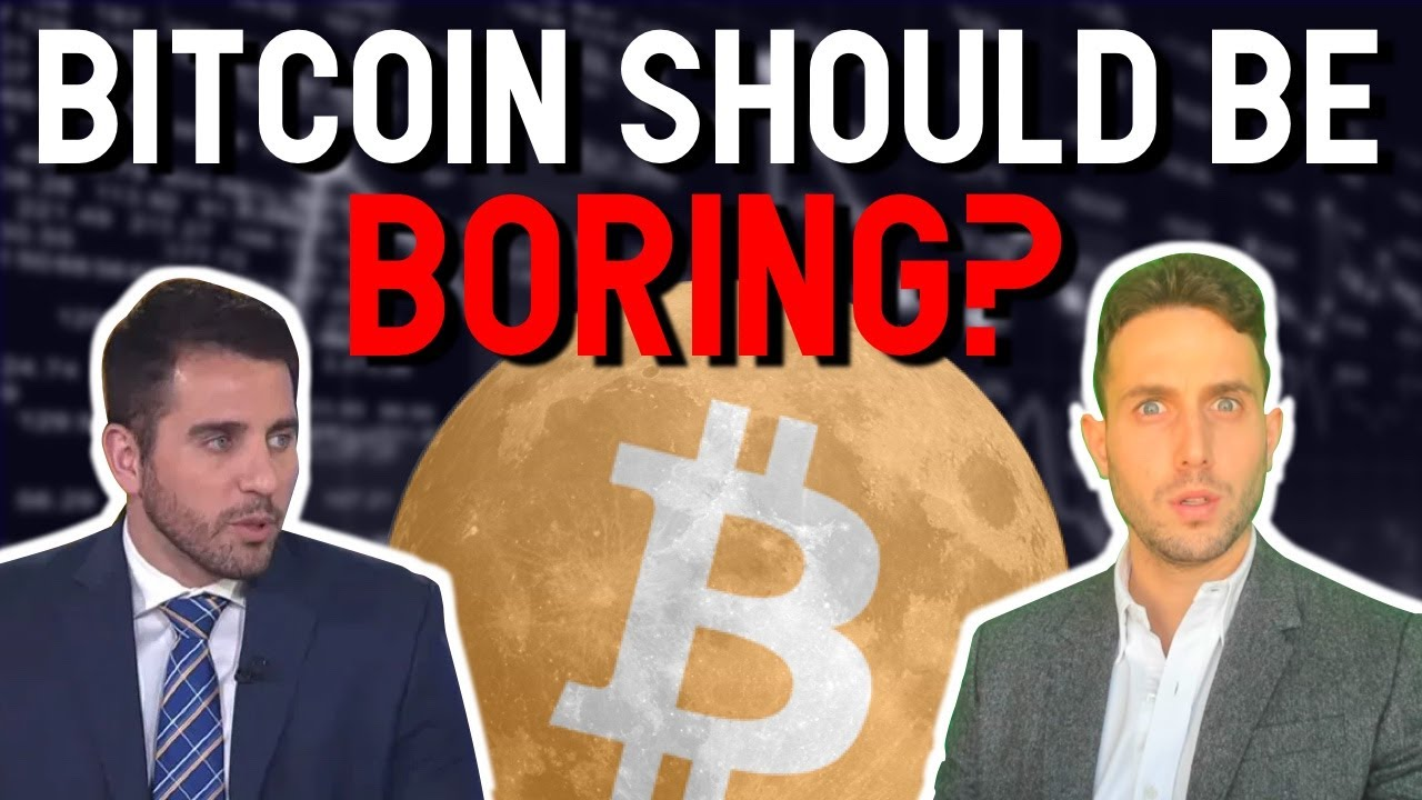 """""""Bitcoin should be BORING?"""" ?Pomp breaks down crypto investing and content creation in 2020!"""