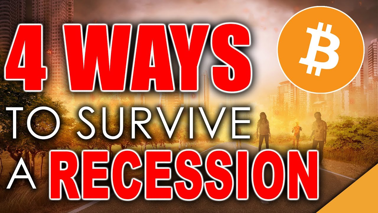 4 Ways to Survive a Recession (It's Not Too Late)