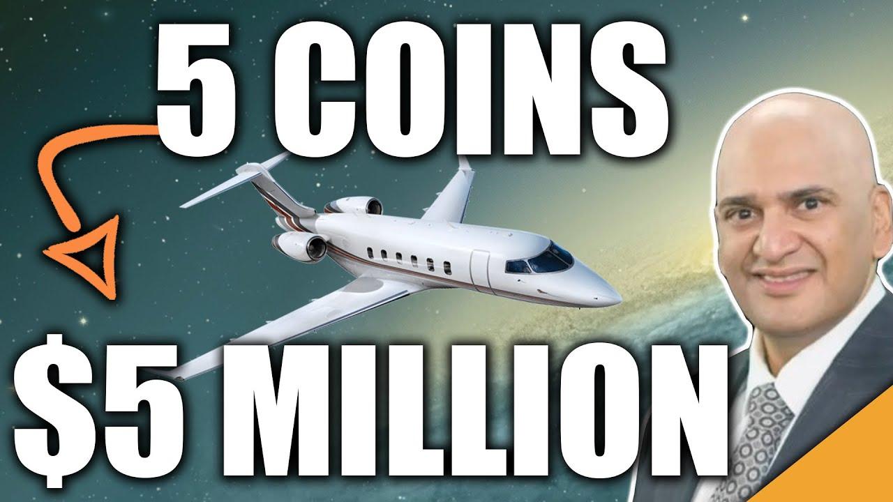 5 Coins to $5 Million | Teeka Tiwari List LEAKED