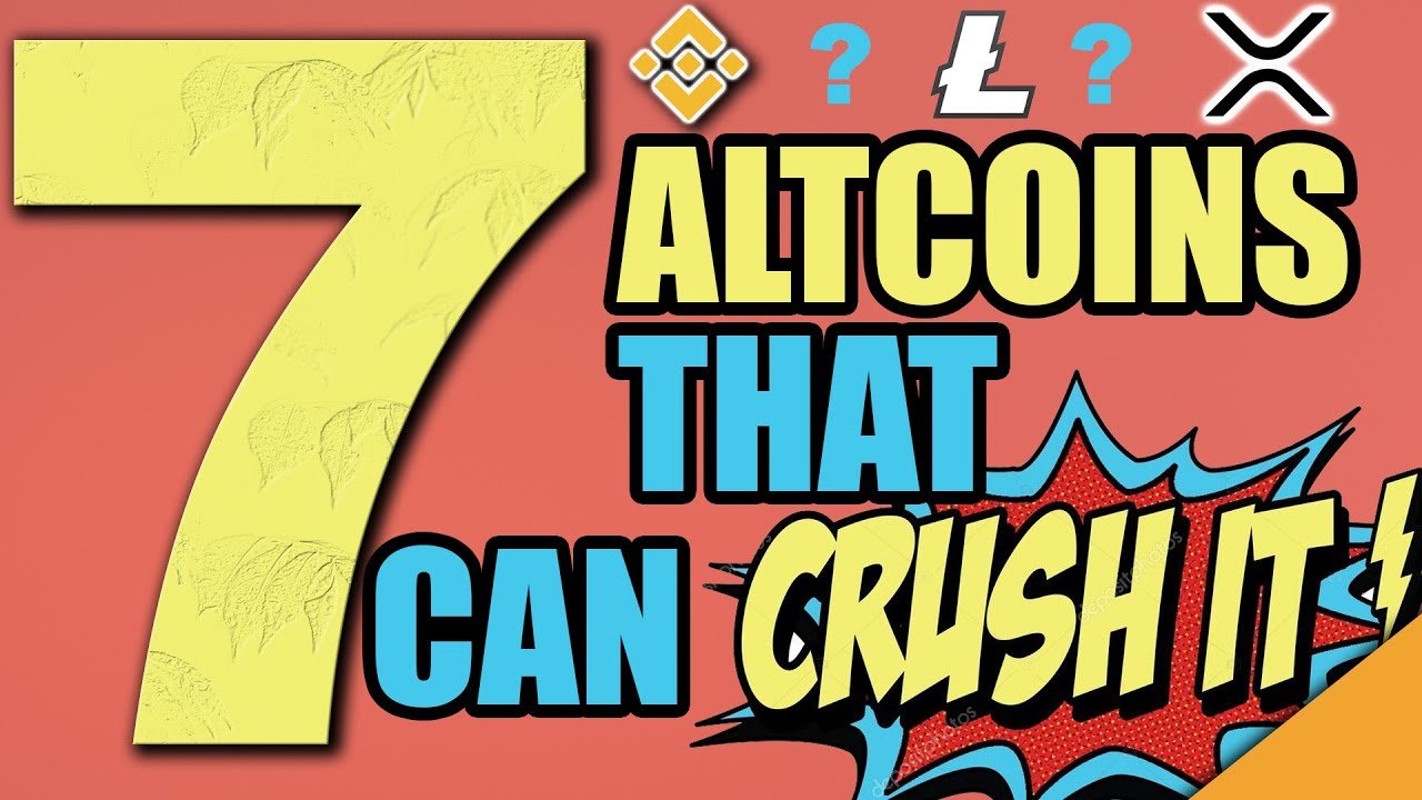 7 Recession Proof Altcoins to Crush It