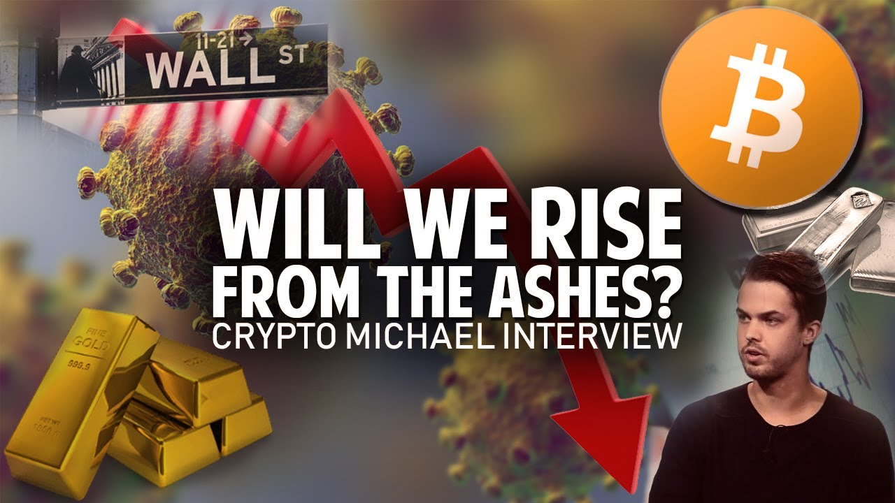 A Look Into The Future Of Assets w/ Crypto Michaël