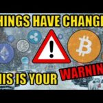 ATTENTION! 🔴 Things Could Get A LOT WORSE For Bitcoin & Cryptocurrency. [2 Predictions]