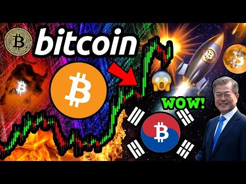 BITCOIN BOOM!!! BIG NEWS from S. KOREA!! What USA is NOT Telling YOU About BTC!! ?
