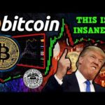 BITCOIN PUMP!!? WTF? FED is Going CRAZY!! BTC Ready to EXPLODE… or FAKE OUT?!