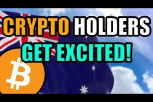 BREAKING: Australia Just Made A BIG MOVE Into Bitcoin & Crypto! 👍
