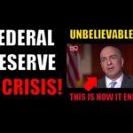 BREAKING: Fed in CRISIS - Printing INFINITE Money