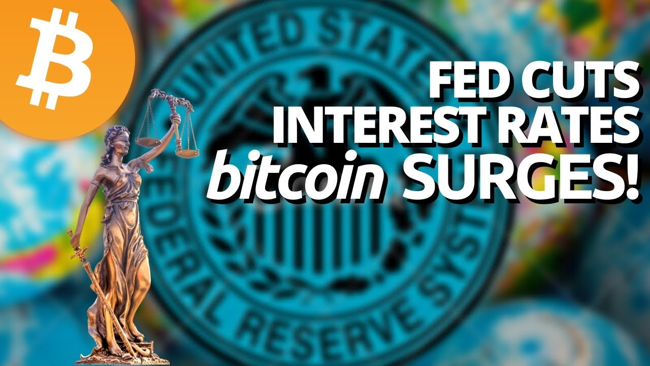 Bitcoin Boosts As Fed Cuts Rate? Korea Legalizes Crypto Trading | Nike and Macy's Enter Blockchain