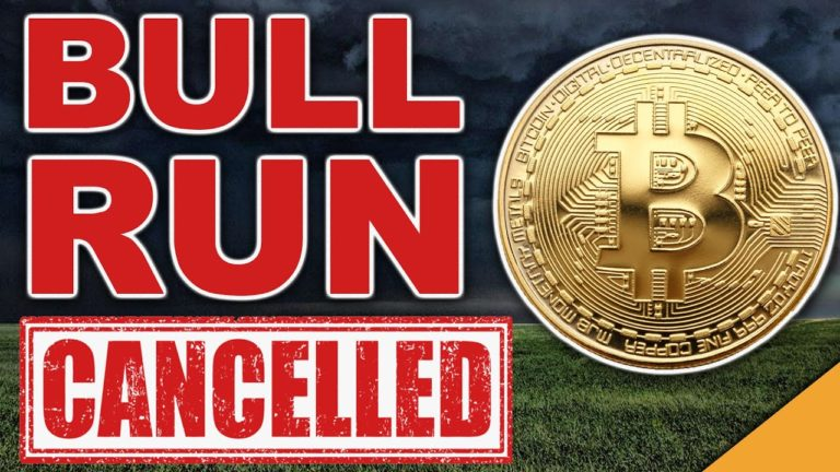 Bitcoin Bull Run CANCELLED | Time to Give Up On Crypto