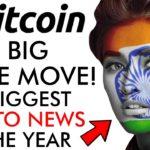 Bitcoin Eyes Big Price Move! 👀 The Biggest Crypto Story of 2020! [BULLISH]