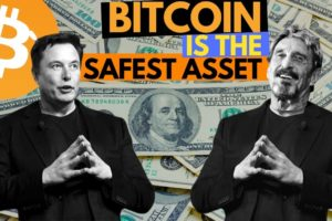 Bitcoin Whales from 2018 are HODLING   Elon Musk's Favourite Cryptocurrency   John McAfee For VP