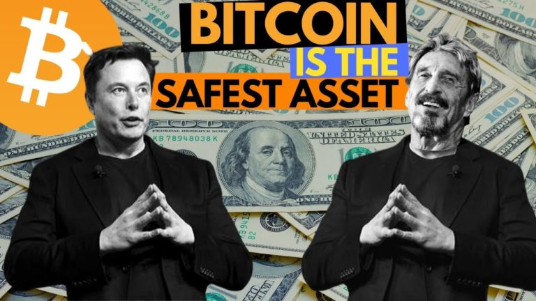 Bitcoin Whales from 2018 are HODLING | Elon Musk's Favourite Cryptocurrency | John McAfee For VP
