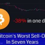 Bitcoin's Worst Drop In 7 Years | Here's What We Know