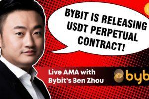 Bybit's USDT Swap Release + AMA With Ben Zhou | Sponsored