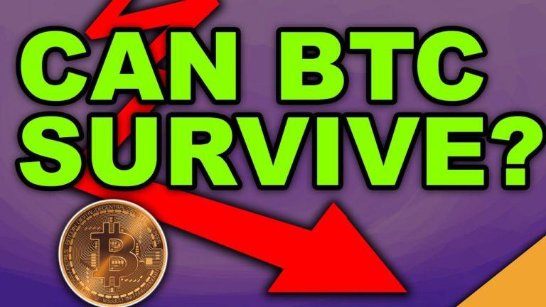 Can Bitcoin Survive a Recession? (Crypto Market Crash 2020)