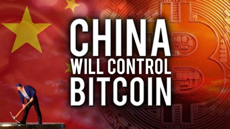 China Will Control The Bitcoin Network… (At Current Prices)