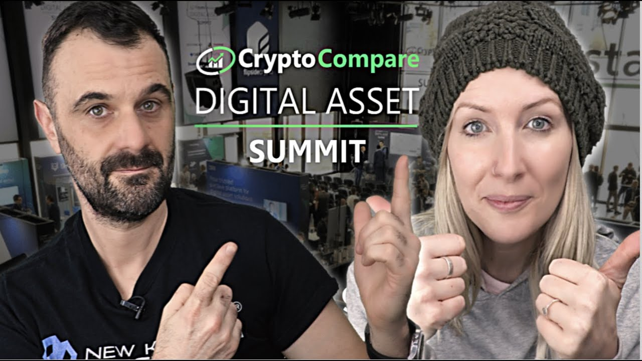 Crypto Compare Digital Asset Summit   Crypto Freefall, Recovery Coming?