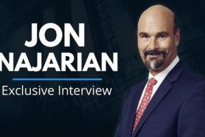 Jon Najarian Talks Stocks, Grant Cardone & Market Rebellion