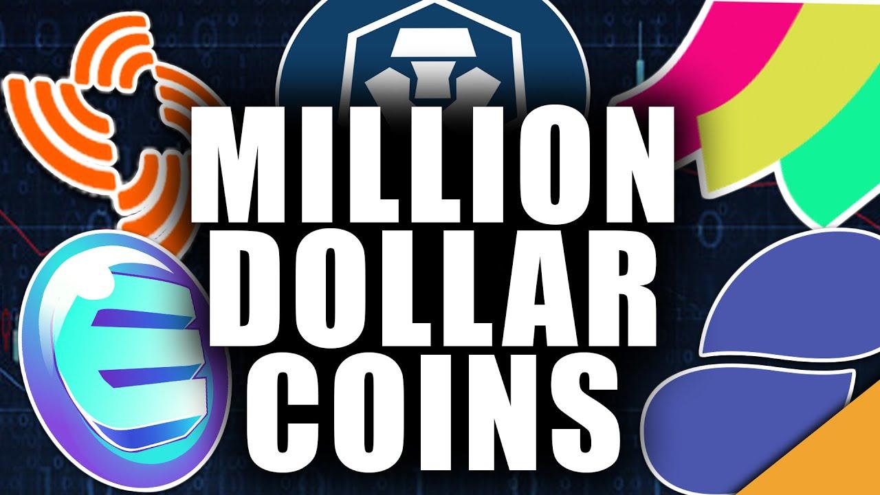 Million Dollar Altcoins (Teeka Tiwari Final Five Crypto Coins)