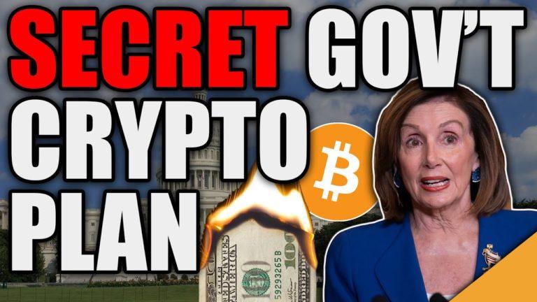 SECRET Government Plan to Create Digital Dollar (Crypto News 2020)