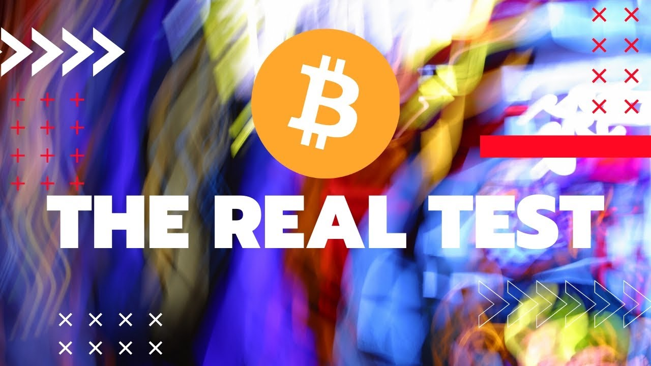 The Real Test Of Bitcoin   Bitcoin Halving, Mining and Network