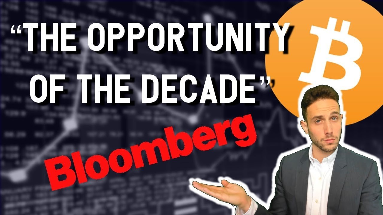 "This Bloomberg Bitcoin Analysis will BLOW YOUR MIND ?""BTC could stay bullish for 10 years"""