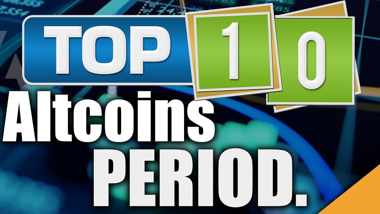 Top 10 Altcoins. PERIOD. (Top Crypto Portfolio Picks)
