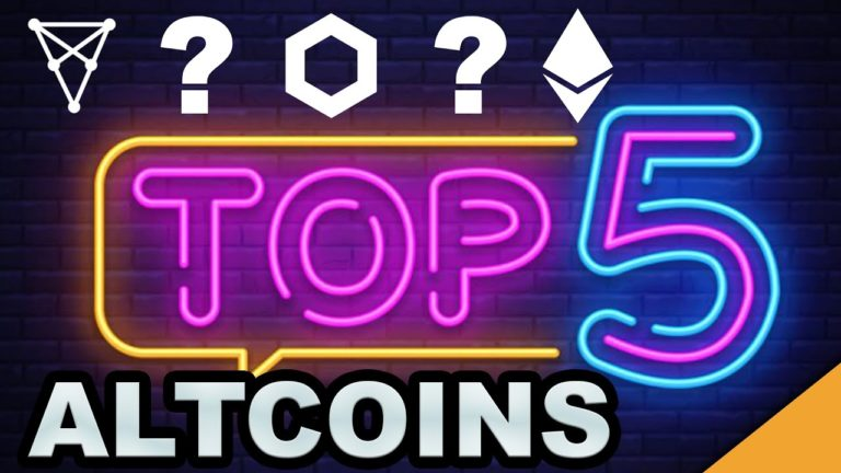 Top 5 Altcoins for This Month (HUGE 2020 Buying Opportunity)