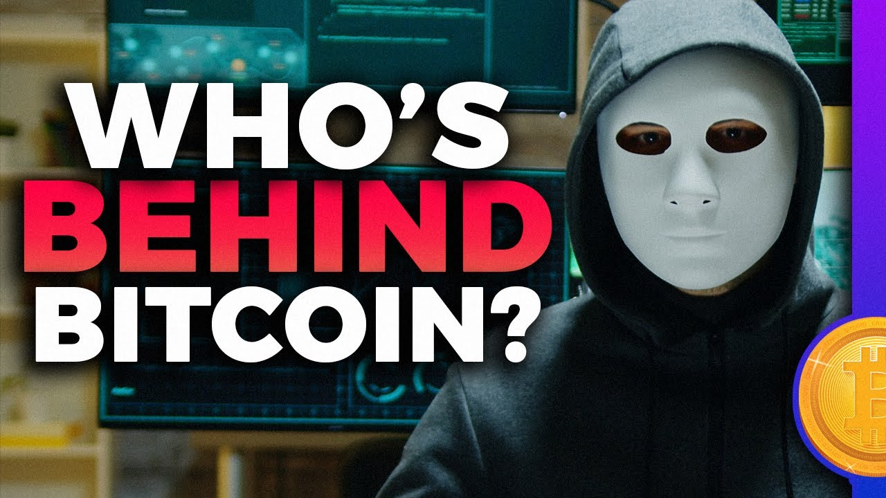 Who is Actually Behind Bitcoin?