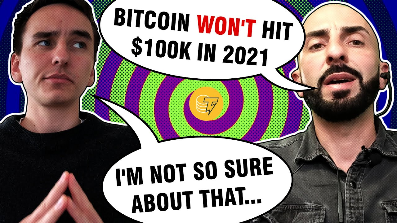Why Bitcoin Can Still Hit $100K in 2021 | The Moon & Tone Vays