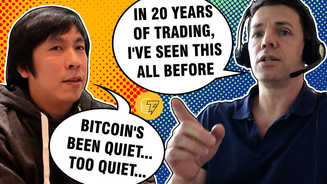 $8K Is Bitcoin's Next Target, But Will a Plummet to $3K Follow? | Charlie Burton & Clement Ip