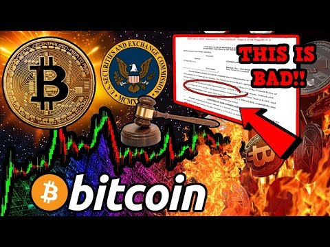 BITCOIN BREAKOUT!!? WARNING ALTCOIN HOLDERS: CRYPTO is UNDER ATTACK!!! ?