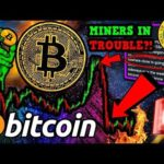 BITCOIN MINERS HIT with MAJOR BLOW Pre-Halving!! This NEWS Changes EVERYTHING!!
