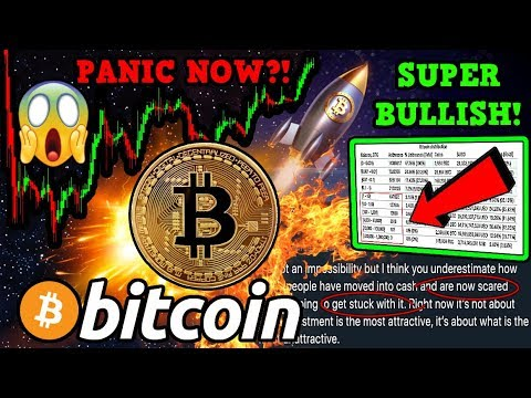 BITCOIN PANIC!! Is THIS PUMP a BULL TRAP? TOP 5 Reasons To Be BULLISH on $BTC!! ?