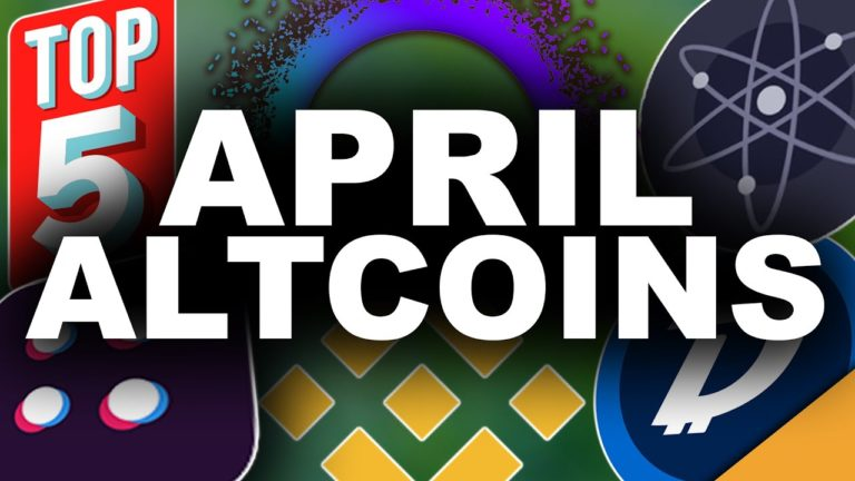 Best Altcoin Picks for April 2020 | Best Crypto Coins