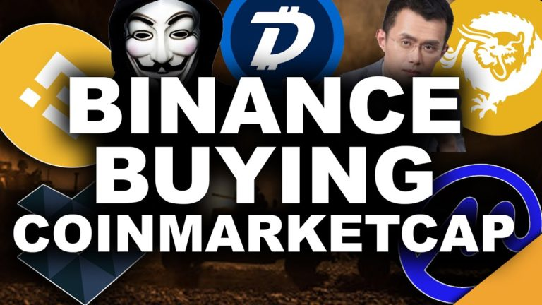 Binance Buying CoinMarketCap & Why It's Great for Bitcoin Price