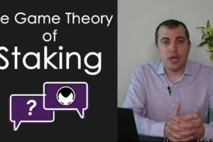 Bitcoin Q&A: The game theory of staking