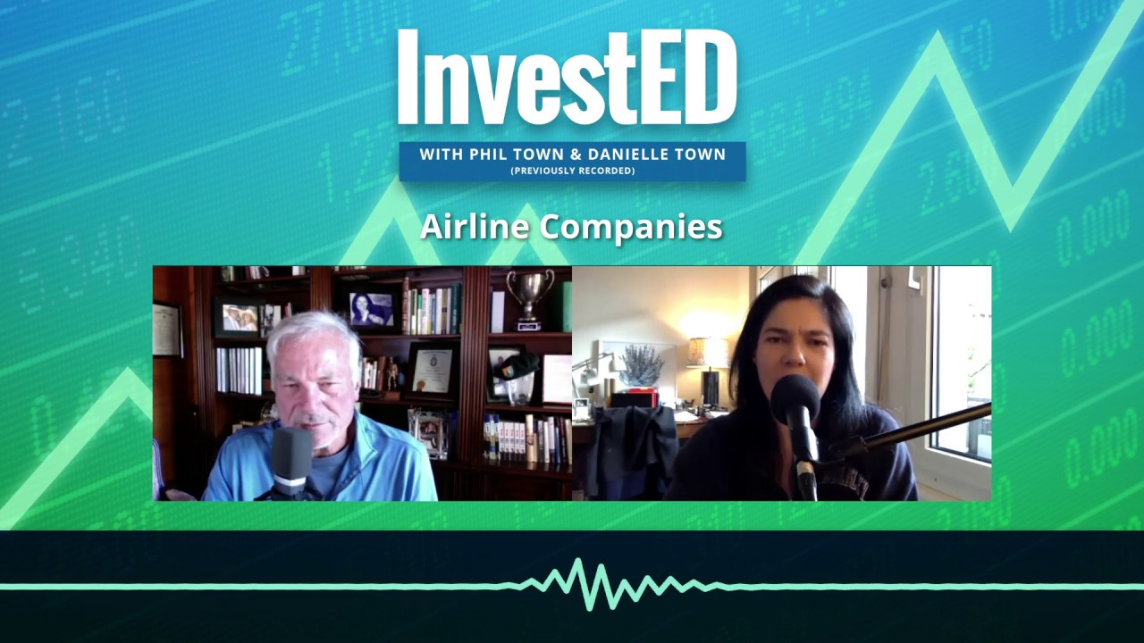 COVID-19 Impact on Airlines: Why Are People Selling? | Phil Town