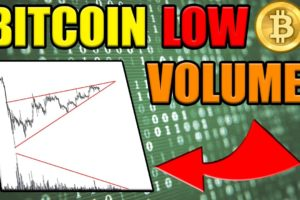 Can Bitcoin Rise on Low Volume?