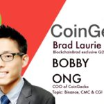 CoinGecko | Bobby Ong | Binance CMC | Crypto Data Aggregator | BlockchainBrad | Crypto Interview