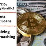 Did LTC Do Something Horrific?  || JPM Cuts Small Biz Loans