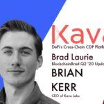 Kava CEO Update   DeFi for Crypto   BlockchainBrad   Finance Decentralized   CrossChain CDP Platform