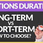 Longer vs Shorter Term Duration Options Weeklies   How Do You Choose?