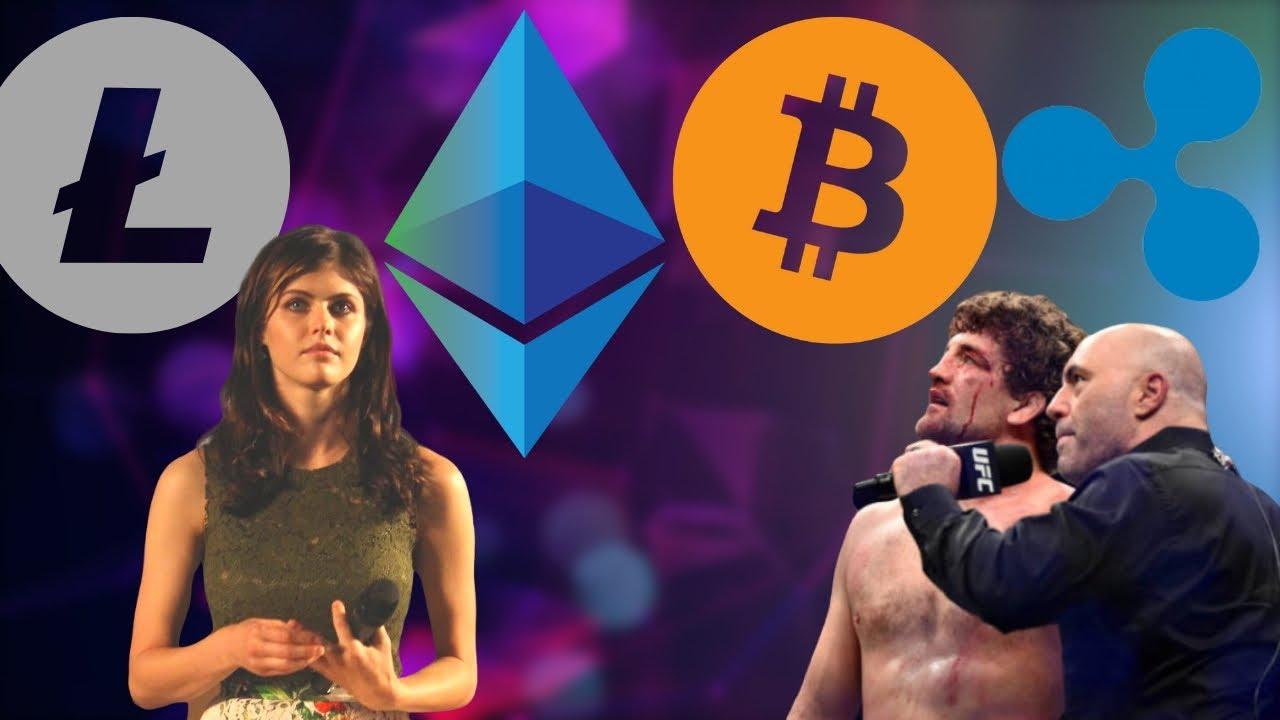 MASSIVE CRYPTO NEWS! Litecoin in Hollywood, Bitcoin Halving, Ethereum Reddit Token, Ripple XRP