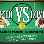 TONIGHT: Live Charity Poker Tournament to Raise Funds to Fight COVID-19 | Crypto VS. COVID-19