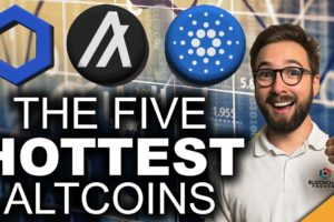 Top 5 Hottest Altcoins From Blockchain Developer